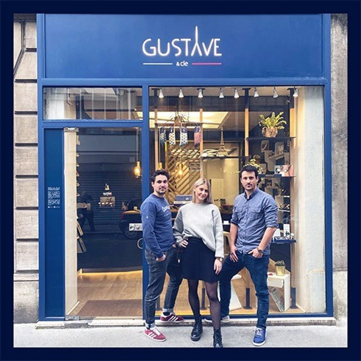 GUSTAVE & cie