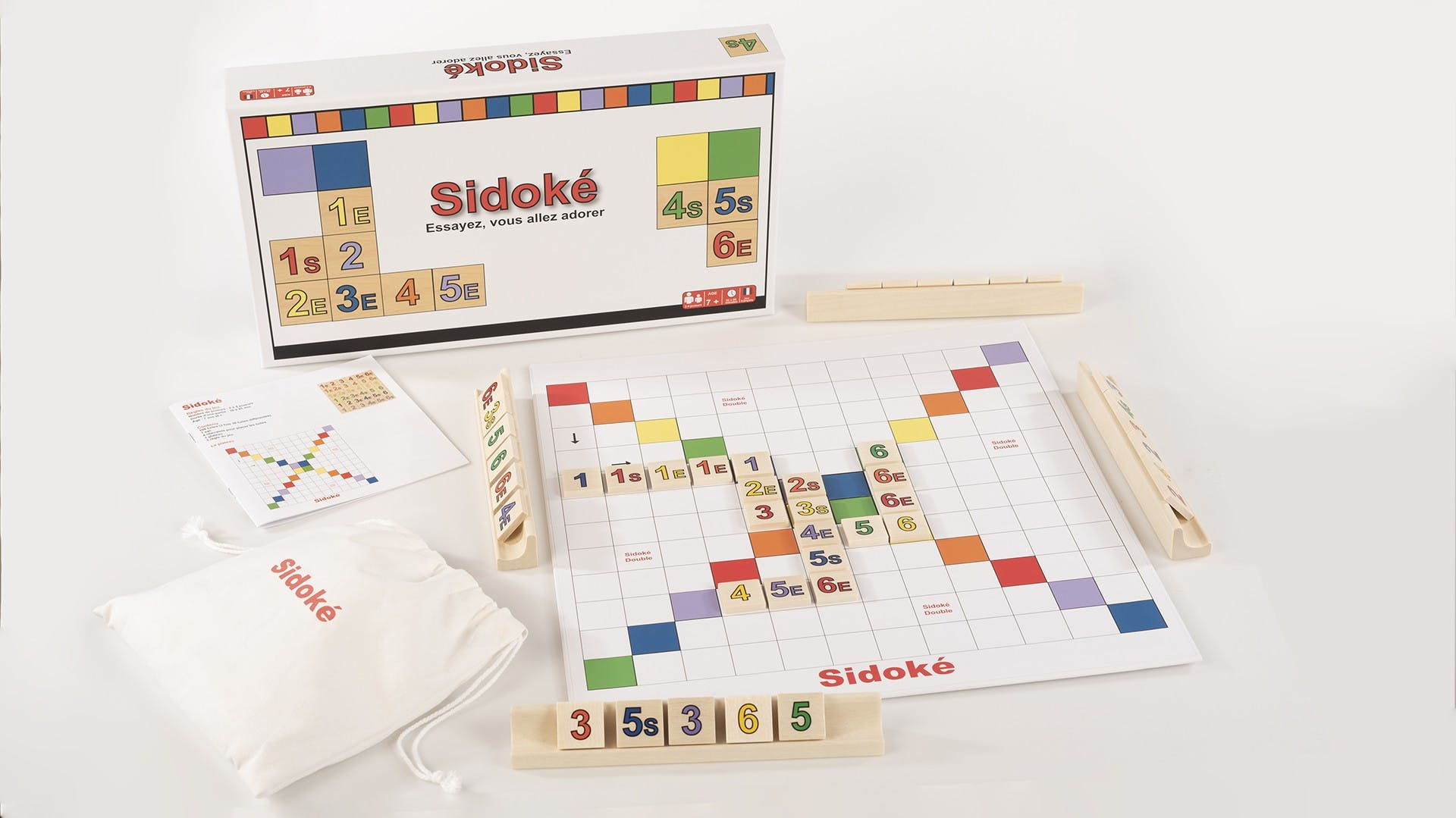 Sidoke Board Game